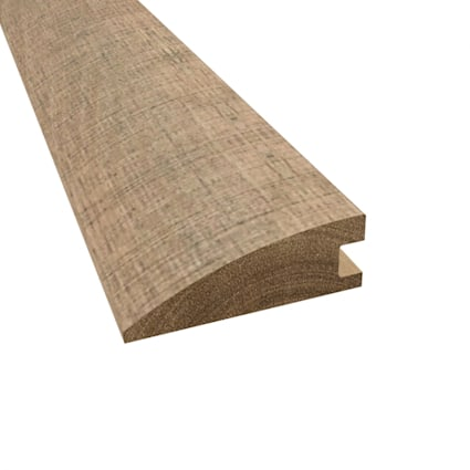 Prefinished Distressed Berkshire Hardwood 3/4 in thick x 2.25 in wide x 78 in Length Reducer