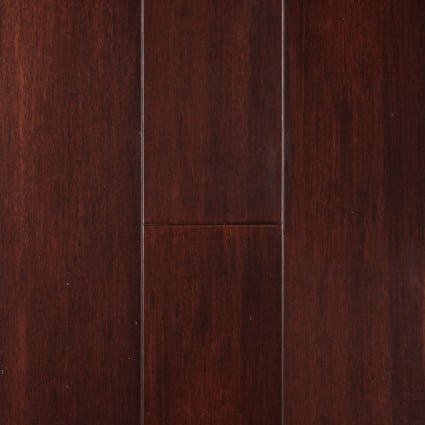 Cabernet Extra Wide Plank Engineered Bamboo Flooring