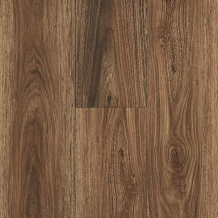 5mm+pad Highlands Walnut Rigid Vinyl Plank Flooring 7 in. Wide x 48 in. Long