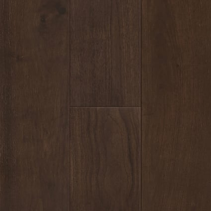 7mm+pad x 7.5 in. Walnut Engineered Hardwood Flooring