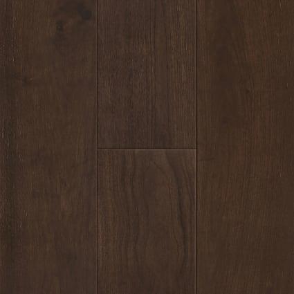 7mm+pad x 7.5 in. Walnut Engineered Hardwood Flooring
