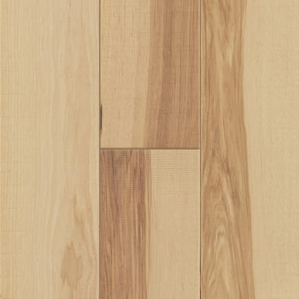 7mm+pad x 7.5 in. Natural Hickory Engineered Hardwood Flooring