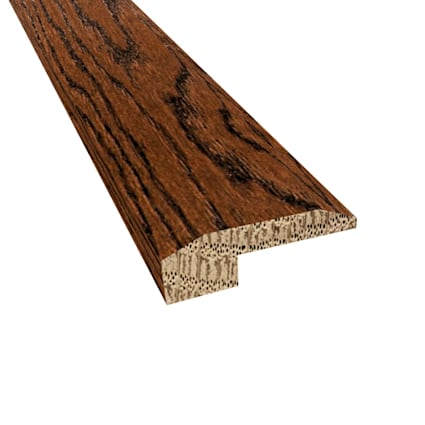 Prefinished Distressed Kensington Oak Hardwood 5/8 in thick x 2 in wide x 78 in Length Threshold