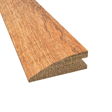 Prefinished Distressed Newmarket Hardwood 3/4 in thick x 2.25 in wide x 78 in Length Reducer
