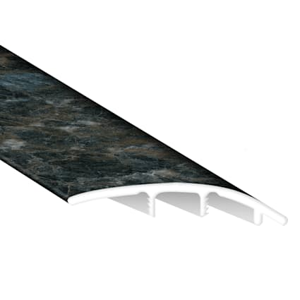 Smokey Quartz Vinyl Waterproof 1.5 in wide x 7.5 ft Length Reducer