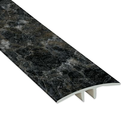 Smokey Quartz Vinyl Waterproof 1.75 in wide x 7.5 ft Length T-Molding