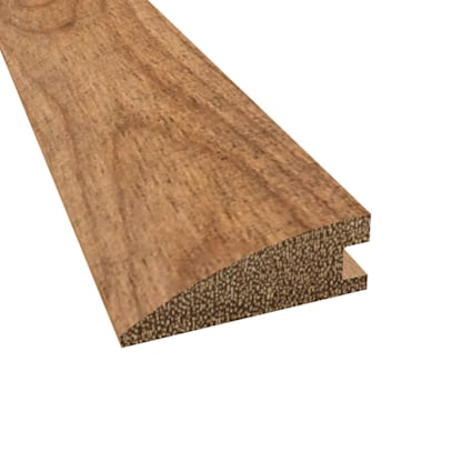 Prefinished Distressed Hannah Point Hardwood 3/4 in thick x 2.25 in wide x 78 in Length Reducer