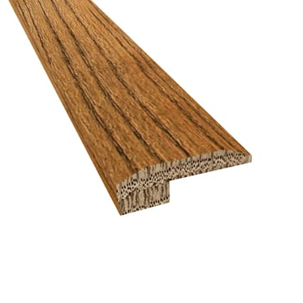 Prefinished Distressed Westport Oak Hardwood 5/8 in thick x 2 in wide x 78 in Length Threshold