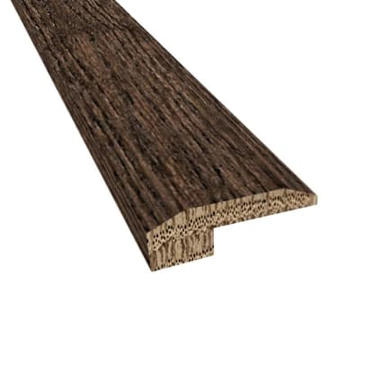 Prefinished Distressed Exeter Oak Hardwood 5/8 in thick x 2 in wide x 78 in Length Threshold