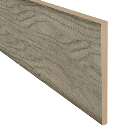 Driftwood Hickory 47 in Length Retro Fit Riser
