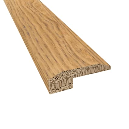 Prefinished Distressed Cheshire Oak Hardwood 5/8 in thick x 2 in wide x  78 in Length Threshold