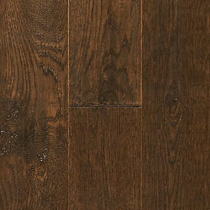 3/4 in. x 5 in. Castle Hill Oak Distressed Solid Hardwood Flooring