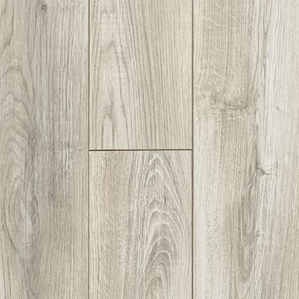 10mm+pad Delaware Bay Driftwood Laminate Flooring 7.6 in. Wide x 54.45 in. Long