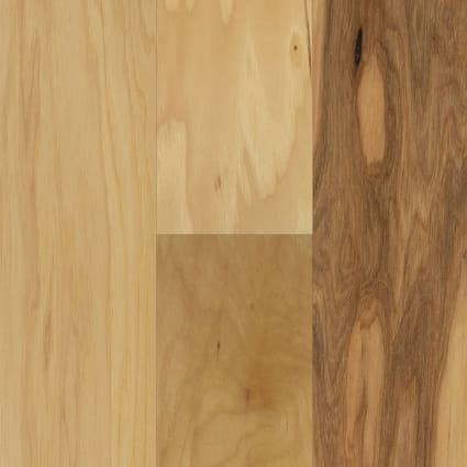 3/8 in. x 4.75 in. Kennecott Hickory Quick Click Engineered Hardwood Flooring