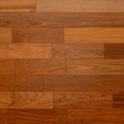 3/4 in. x 4.84 in. Brazilian Cherry Prefinished Solid Hardwood Flooring