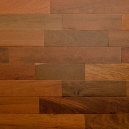 3/4 in x 4.84 in Brazilian Walnut Solid Hardwood Flooring