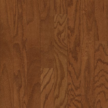 3/8 in. x 3 in. Gunstock Oak Engineered Hardwood Flooring