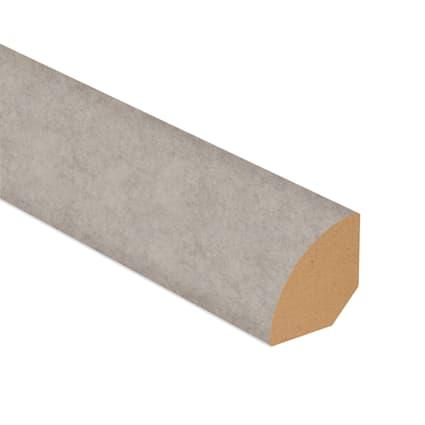 Victorian Chic Linen Engineered Vinyl Plank 7.5 ft Quarter Round