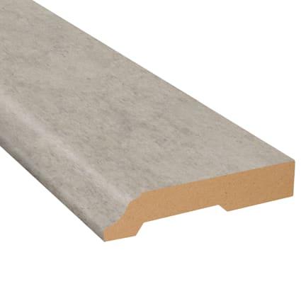 Victorian Chic Linen Engineered Vinyl Plank 7.5 ft Baseboard
