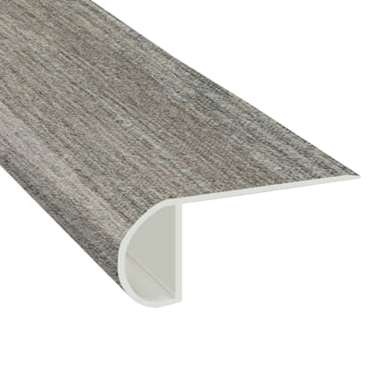 Coastal Riviera Linen Engineered Vinyl Plank Waterproof Stair Nose