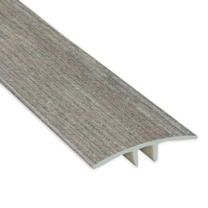 Coastal Riviera Linen Engineered Vinyl Plank Waterproof T Mold