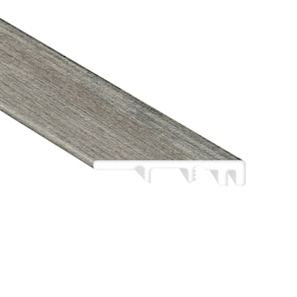 Coastal Riviera Linen Engineered Vinyl Plank Waterproof End Cap