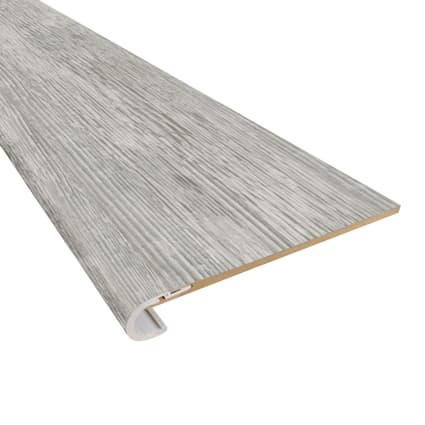 Mont-Blanc Engineered Vinyl Plank Pine 47 in Retrofit Stair Tread