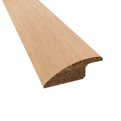 Bandera Brazilian Oak Hardwood 3/8 x2 x 78 Overlap Reducer