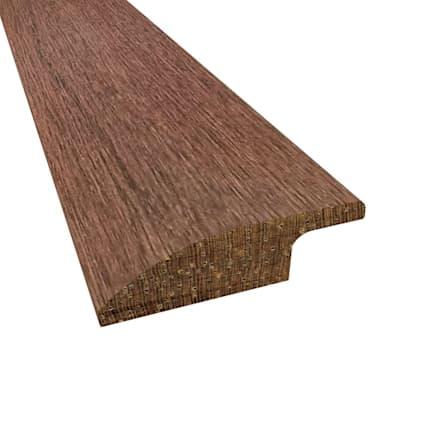 Esperanza Brazilian Oak Hardwood 3/8x2 x 78 Overlap Reducer