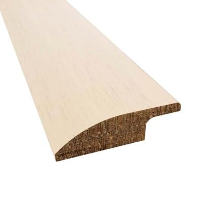 Padre Isle Brazilian Oak Hardwood 3/8 x2 x 78 Overlap Reducer
