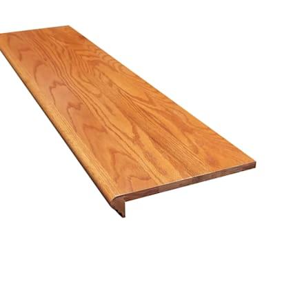 Butterscotch Oak 5/8x 11 - 1/2 x 48 Retrofit Stair Tread
