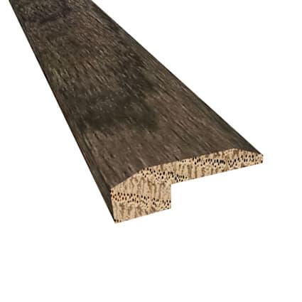 Onyx Oak Hardwood 5/8 x 2 x 78 Threshold