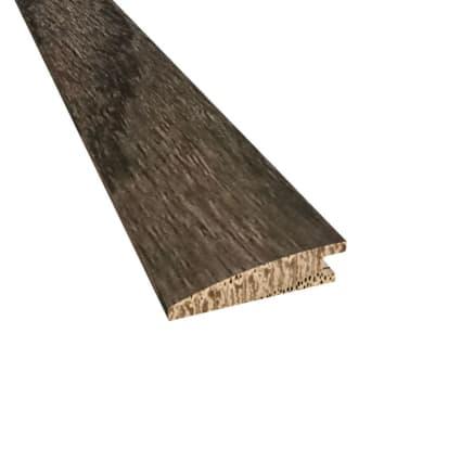 Onyx Oak Hardwood 3/8 x 1 1/2 x 78 Reducer