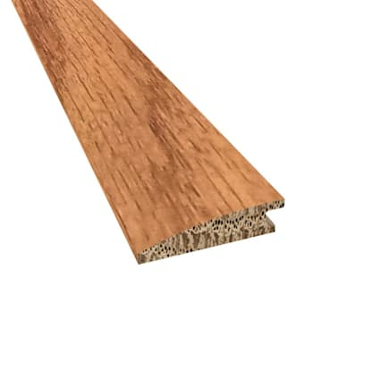 Gunstock Oak Hardwood 3/8 x 1 - 1/2 x 78 Reducer