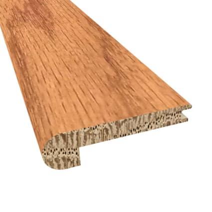 Gunstock Oak Hardwood 3/8 x 2-3/4 x 78 Stair Nose