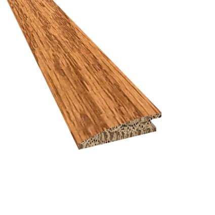 Butterscotch Oak Hardwood 3/8 x 1 - 1/2 x 78 Reducer