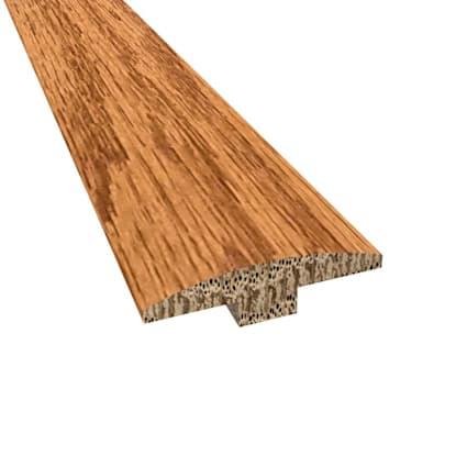 Butterscotch Oak Hardwood 1/4 x 2 x 78 T Mold