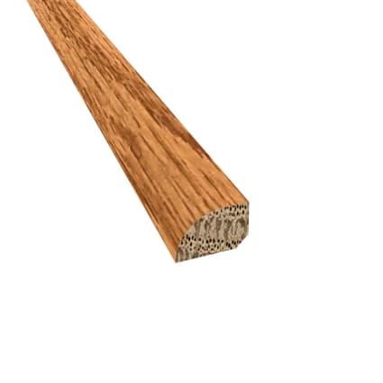 Butterscotch Oak Hardwood 1/2 x 3/4 x 78 Shoe Molding