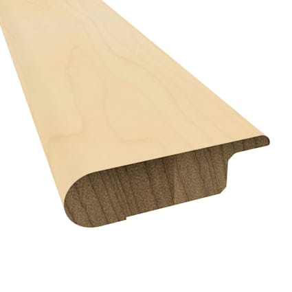 Maple Hardwood 1/2 x 2-3/4 x 78 Overlap Stair Nose
