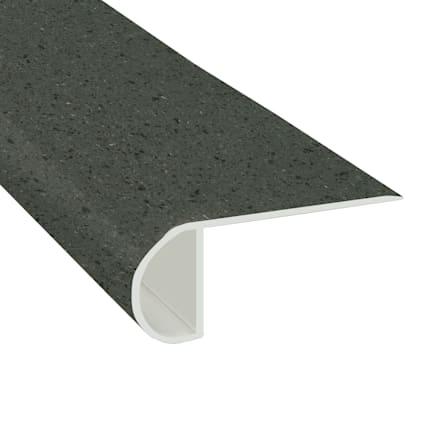 Seminato Shale Waterproof Vinyl Plank Stair Nose