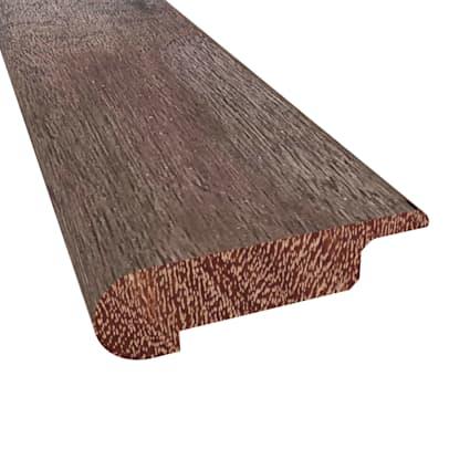 Belle Isle Quick Click Engineered Hardwood 3/8 x2-3/4 x 78 Overlap Stair Nose