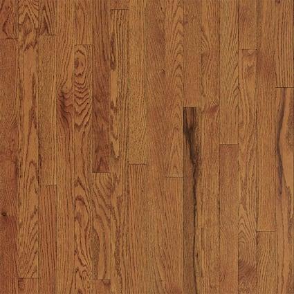 3/4 in. x 2 1/4 in. Builder's Pride Saddle Oak Solid Hardwood Flooring
