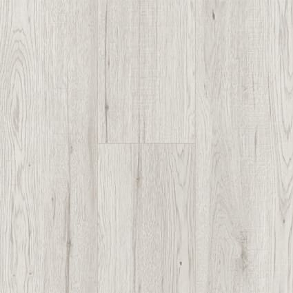 8mm Arctic Summit Hickory Laminate Flooring 7.6 in. Wide x 54.45 in. Long