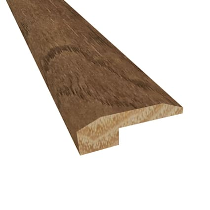 Prefinished Cassidy Hickory 5/8 in thickness x 2 in wide x 78 in length Threshold