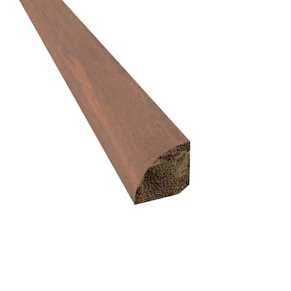 """1/2"""" x 3/4"""" x 72"""" Prefinished Cape Town Bamboo Quarter Round"""
