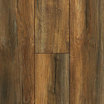 12mm New Haven Harbor Oak 24 Hour Water-Resistant Laminate Flooring 7.5 in. Wide x 50.67 in. Long