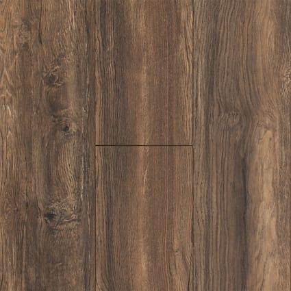 8mm Portabello Oak 24 Hour Water-Resistant Laminate Flooring 7.48 in Wide x 51 in. Long