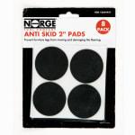 """null - 2"""" Anti Skid Pads 8-Pack"""