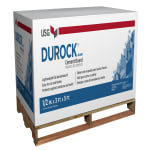 "null - Durock 1/2"" x 3' x 5' EdgeGuard Cement Board"