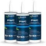 Bostik - PWC Caulk 10.1oz- White